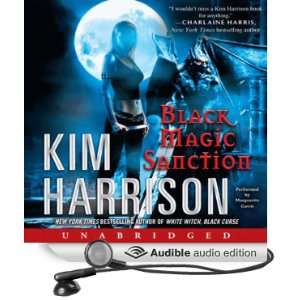 Black Magic Sanction Rachel Morgan, Book 8 (Audible Audio