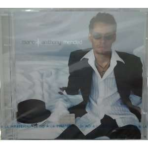 CD SALSA MARC ANTHONY MENDED MARC ANTHONY Music
