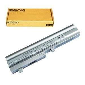 Bavvo Laptop Battery 6 cell for TOSHIBA mini NB205 N311/W