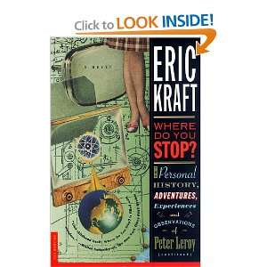 , and Observations of Peter Leroy (Continued) Eric Kraft Books