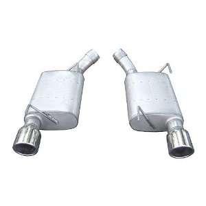 Pypes Exhaust SFM60V Violator 2 1/2 Diameter 4 Tips Stainless Steel