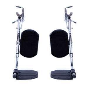 Invacare Foot Feet Leg/Rests Elevating Wheel/Chair Hemi