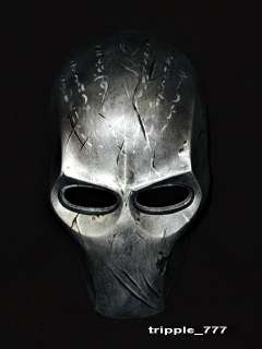 ARMY of TWO GIFT PAINTBALL AIRSOFT BB GUN FANCY PROP COSTUME MASK