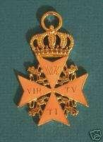 German Royal Hessen State Empire HRE Award Order Medal Cross Orden