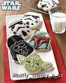 New Star Wars Cookie Cutters Heroes Villains Vehicle