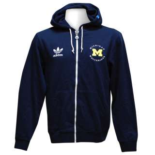MICHIGAN WOLVERINES Legacy Full Zip Hoody XL