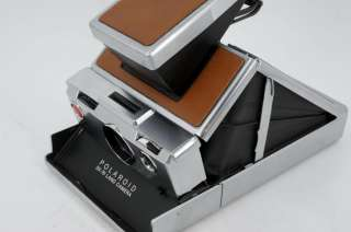 Polaroid SX 70 Land Instant Film Camera