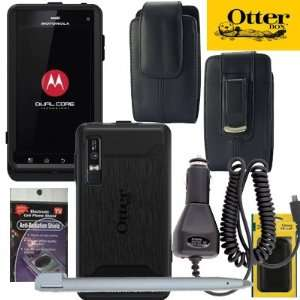 Case for Verizon Motorola Droid 3 XT862 with Vertical Leather Case