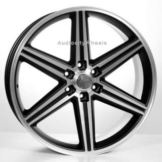 22 IROC Wheels Rims and Tires Chevy 6Lug,Escalade Nissan