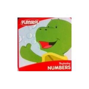Beginning Numbers (Playskool): Hasbro: Books