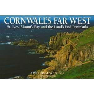 Cornwalls Far West St.Ives, Mounts Bay and the Lands
