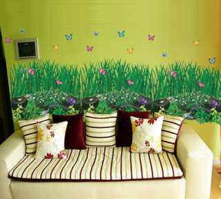 Adhesive Removable Wall Decor Accents Stickers & Decals Vinyl