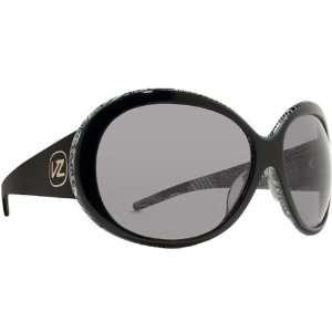 VonZipper Frenzy Womens Fashion Sunglasses   Black Geo/Gradient / One
