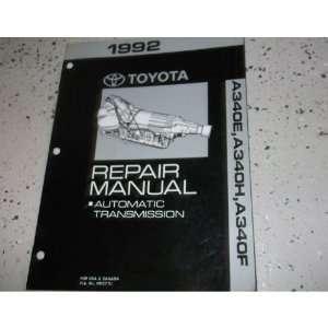 1993 1994 1995 Toyota TRUCK Transmission Service Shop Repair Manual