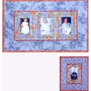 Family and Friends Memory Quilt Pattern by Jean Boyd Arts