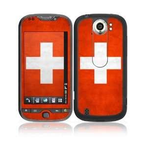 Flag of Switzerland Decorative Skin Cover Decal Sticker