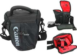 Waterproof Shockproof Camera Case Bag for Canon 5DII 60D 600D 1100D
