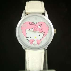 Miss Peggys **Hello Kittys Y48** Sweet Heart Kitty in White and a
