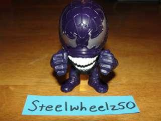 Spiderman 3 Movie Venom Burger King Action Figure Toy 2006 Three Kids