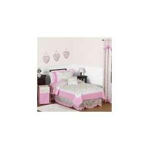 Juliet 3 Piece Full / Queen Comforter Set   Girls Bedding