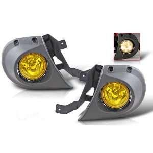 Honda Pilot Oem Style Fog Light   Yellow (Wiring Kit