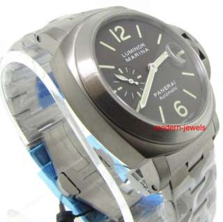 Panerai Luminor PAM 296 Titanium 44 mm New Model   HOT!