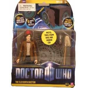 Who Eleventh Doctor Matt Smith Pandorica Action Figure Toys & Games