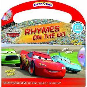Disney/Pixar Cars Rhymes on the Go (Carry A Tune book with