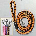 High Quality Dog Pet Braided Nylon Rope
