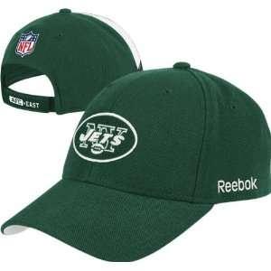 New York Jets Green Sideline Wool Blend Structured