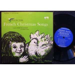 French Christmas Songs / Chants De Noel Helene