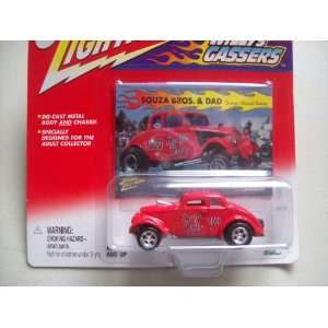 Johnny Lightning Souza Bros. Willys Gasser Toys & Games