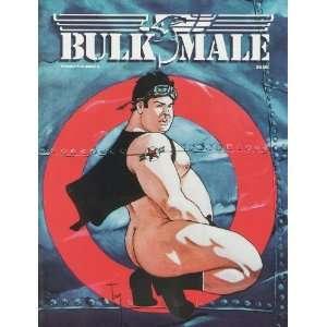 Bulk Male   Volume 5 Number 6   1996 Lance Hughes Books