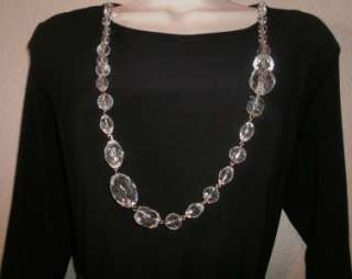 Lennie for Nina Leonard Dress Bleted Black Sz S Small