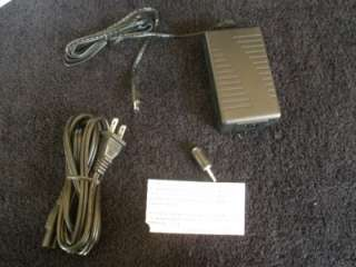 Niles IS 12V 12 volt DC in line universal power supply FG01035