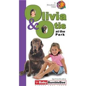 Olivia & Otis at the Park [VHS] Bumblebee Kids, Baby