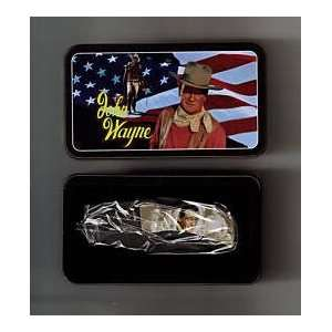 John Wayne Collector Knife with Tin  Sports & Outdoors