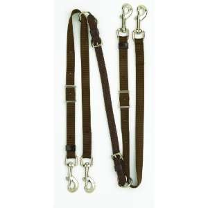 Perris Horse Anti Grazing Device, Brown Sports