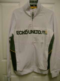 Ecko Unlimited Wood Glue Track Jacket NWT $59.50 W