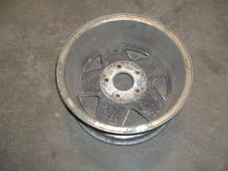 RS PAINT Camaro Factory Aluminum 15x7 Wheel Rim / NO CAP GOUGES