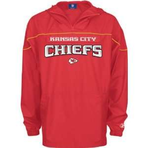 Kansas City Chiefs Red Goldie Packable Jacket Sports