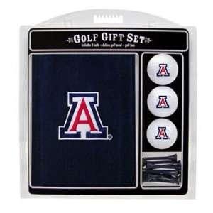 Arizona Wildcats College NCAA Golf Embroidered Gift Set