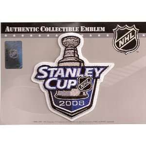 National Emblem NHL 2008 Stanley Cup Playoffs Collectible Emblem