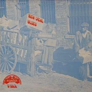 New Deal Blues LP: avrious Pre War Blues/Depression Era: Music