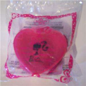 McDonalds Barbie Jewelry Keeper with Ring (c)2009~NIP