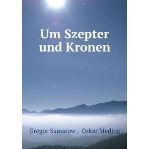 Meding, Johann Ferdinand Martin Oskar Meding Gregor Samarow  Books