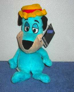WARNER BROTHERS STUDIO STORE HANNA BARBERA HUCKLEBERRY HOUND 9 PLUSH