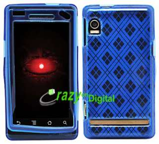 TPU Skin Case Cover Accessory for Motorola Droid A855
