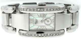 Chopard La Strada 8357 Mother of Pearl Diamond Watch with Box & Manual