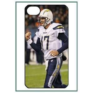 Tim Tebow NFL iPhone 4 iPhone4 Black Designer Hard Case